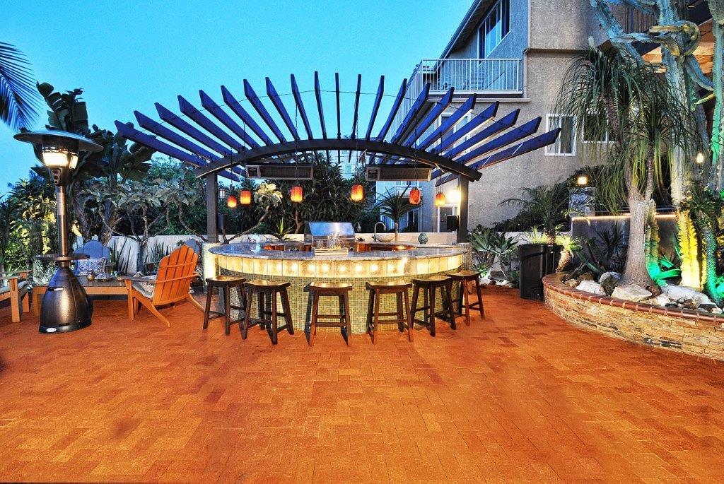 3819-Paseo-De-Las-Tortugas-backyard-night-shot15-outdoor-kitchen