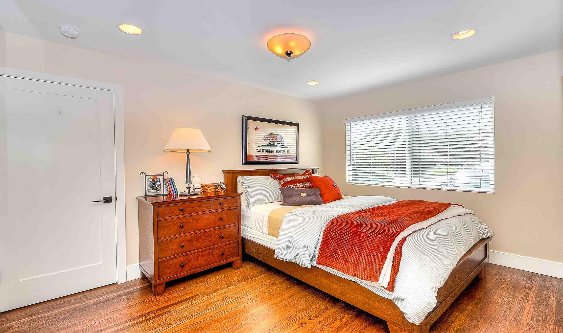 105 Via Los Altos - bedroom #1