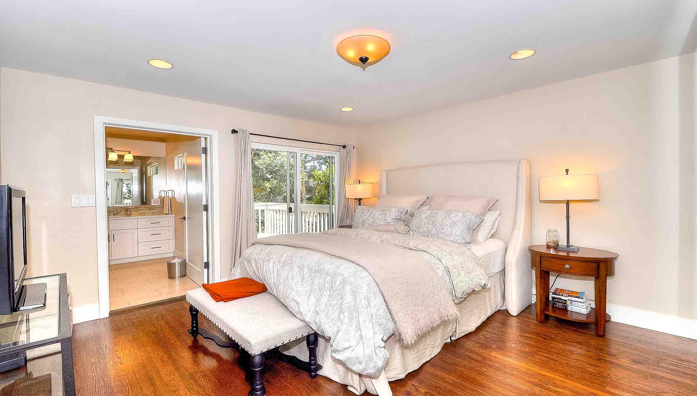 105 Via Los Altos - bedroom #3 Master bedroom