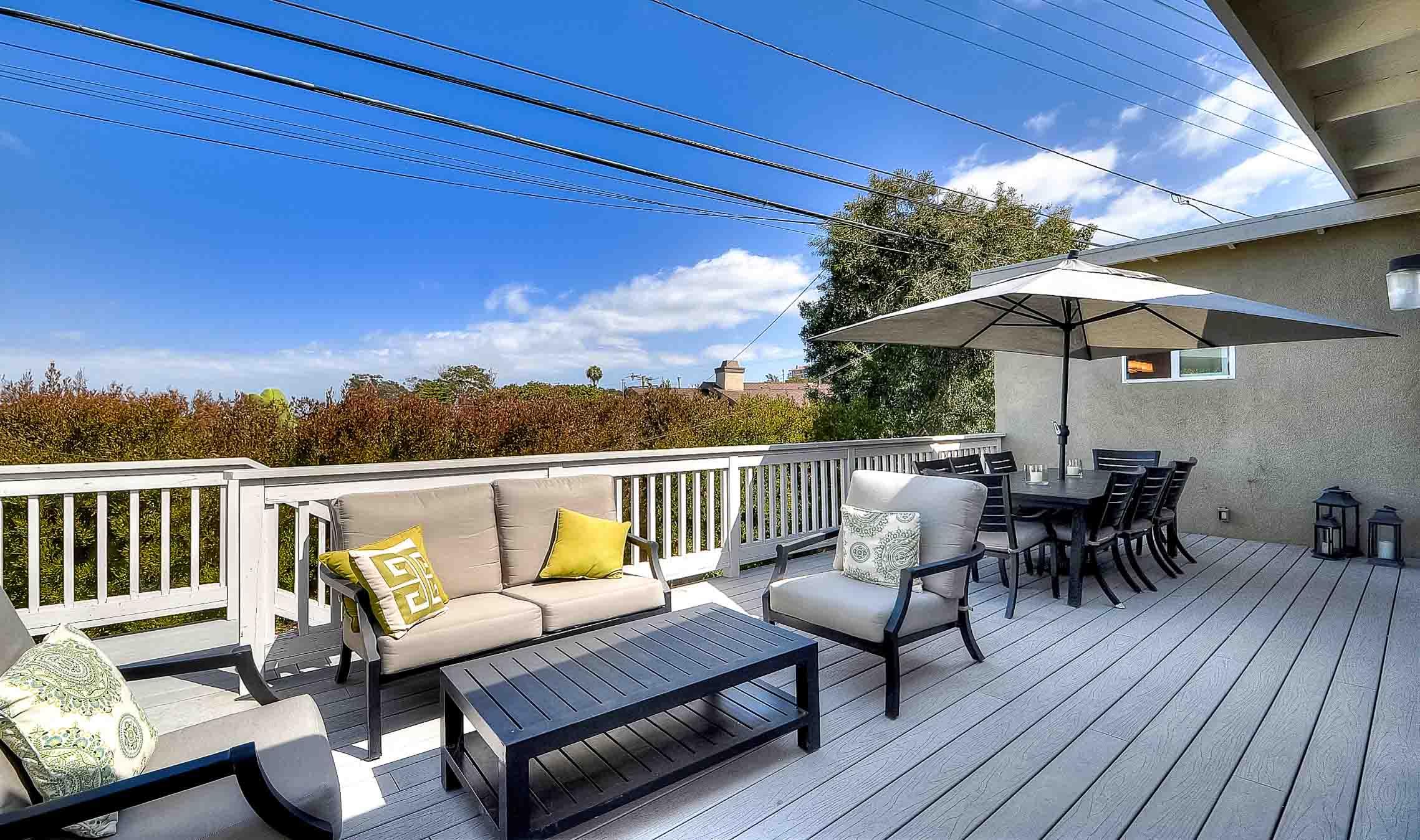 105 Via Los Altos - outdoor deck2
