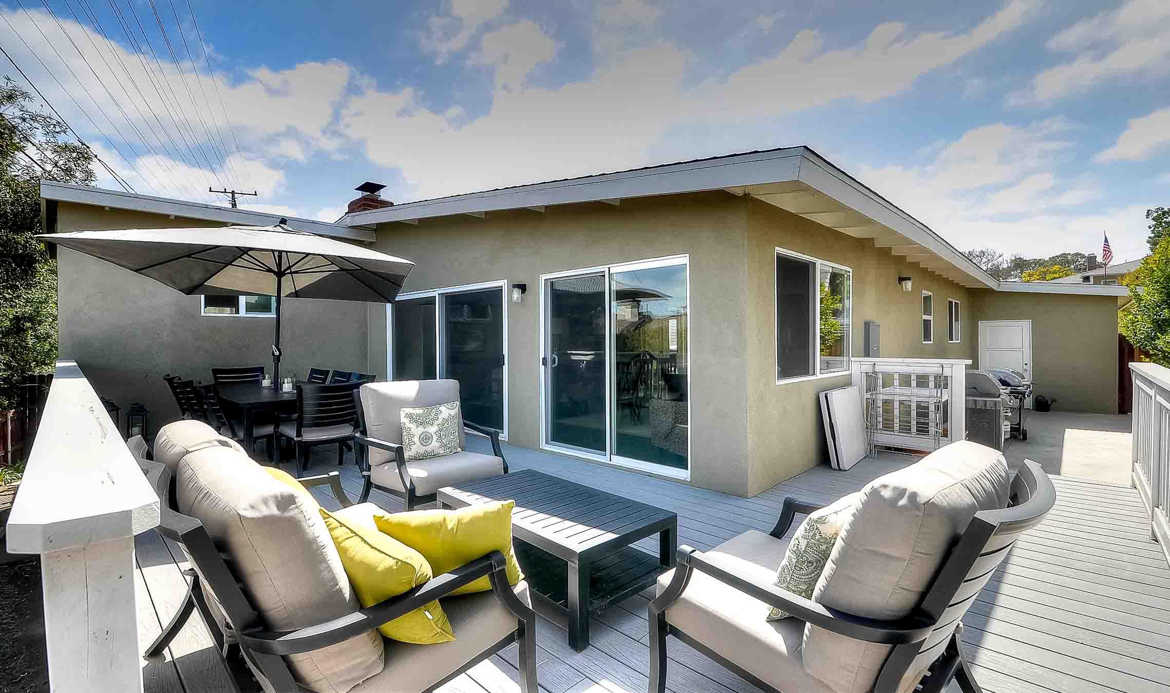 105 Via Los Altos - outdoor deck3