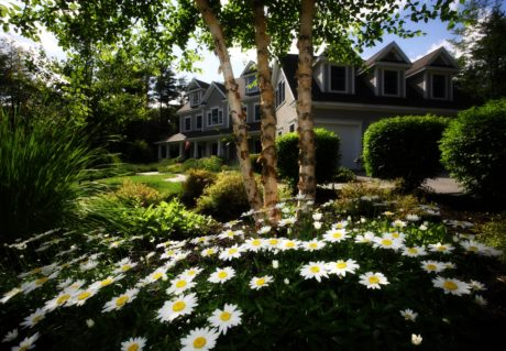 homes curb appeal to attract buyers