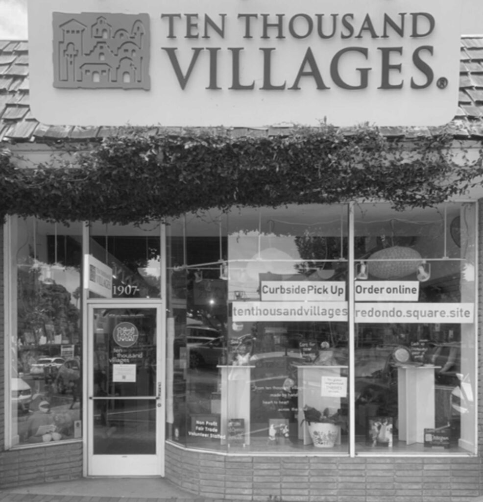Ten Thousand Villages, hollywood riviera, riviera village