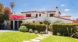 317 camino de las colinas, front, house, redondo beach, hollywood riviera